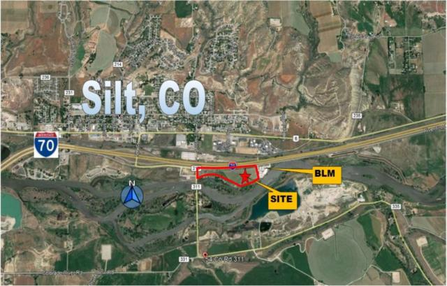 54 County Road 311 4.5 AC, Silt, CO 81652 (MLS #20183585) :: The Christi Reece Group