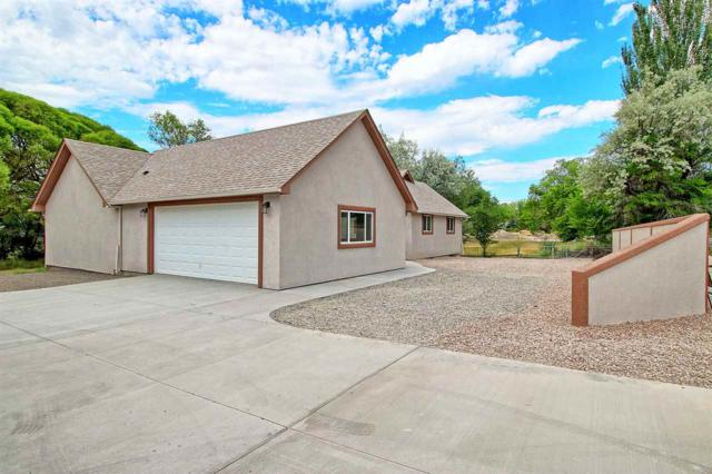 2669 G Road, Grand Junction, CO 81506 (MLS #20183960) :: The Christi Reece Group