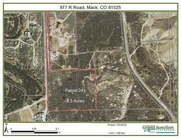 977 R Road, Mack, CO 81525 (MLS #20185067) :: The Christi Reece Group