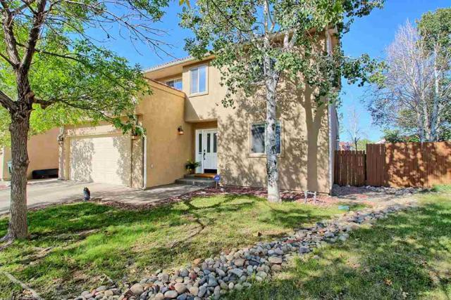 589 1/2 28 1/2 Road, Grand Junction, CO 81501 (MLS #20185220) :: The Christi Reece Group