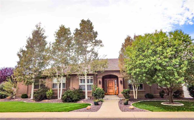 2636 Applewood Place, Grand Junction, CO 81506 (MLS #20185358) :: The Christi Reece Group