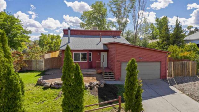 2383 Ridge Circle Drive, Grand Junction, CO 81507 (MLS #20185721) :: The Borman Group at eXp Realty