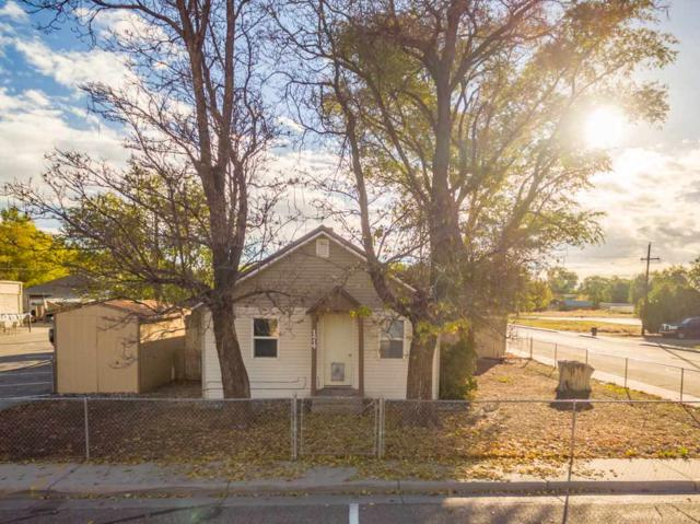 174 S Mesa Street, Fruita, CO 81521 (MLS #20185812) :: The Grand Junction Group