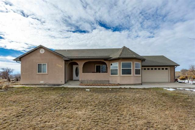 1353 19 Road, Fruita, CO 81521 (MLS #20186082) :: The Grand Junction Group