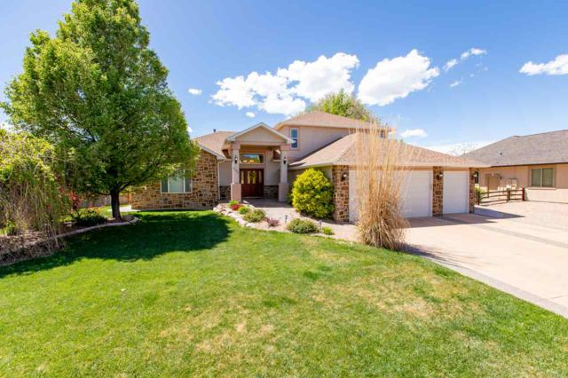 699 Tranquil Trail, Grand Junction, CO 81507 (MLS #20186133) :: The Grand Junction Group with Keller Williams Colorado West LLC