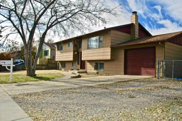 2115 N 24th Street, Grand Junction, CO 81501 (MLS #20186285) :: The Christi Reece Group
