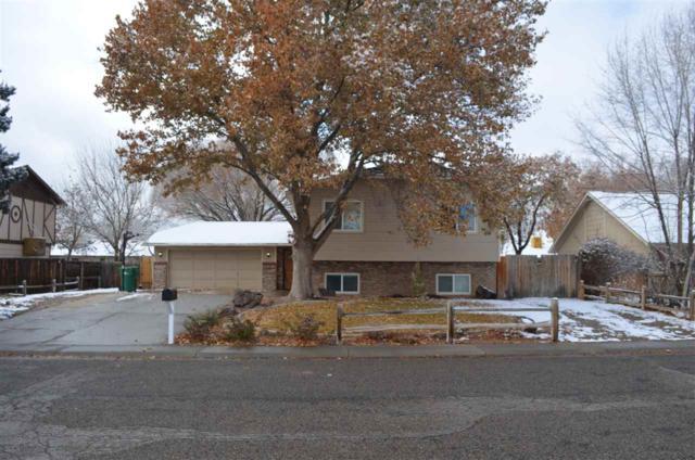 607 S Sunset Court, Grand Junction, CO 81504 (MLS #20186414) :: CapRock Real Estate, LLC