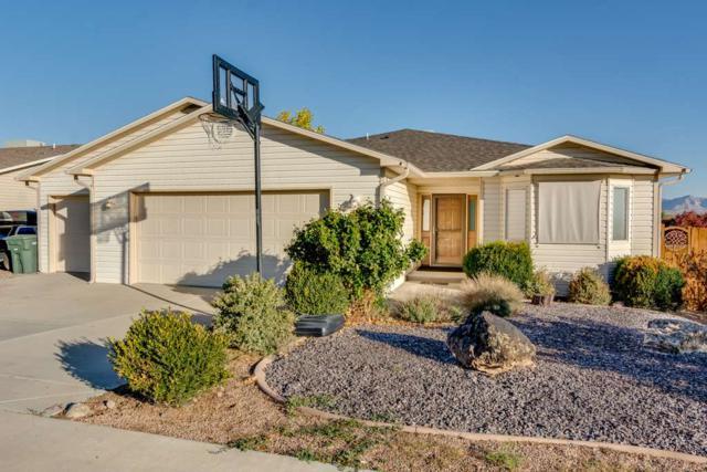 2666 Sheene Road, Grand Junction, CO 81503 (MLS #20186426) :: Keller Williams CO West / Mountain Coast Group