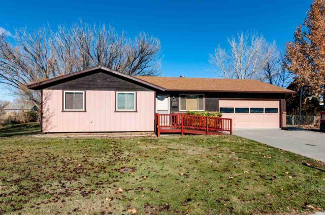 2802 Monroe Court, Grand Junction, CO 81503 (MLS #20186436) :: Keller Williams CO West / Mountain Coast Group