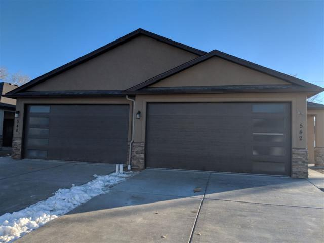542 Gewont Lane, Fruita, CO 81521 (MLS #20186546) :: The Grand Junction Group