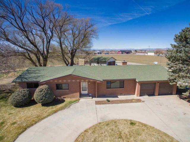 1127 23 Road, Grand Junction, CO 81505 (MLS #20186644) :: The Christi Reece Group