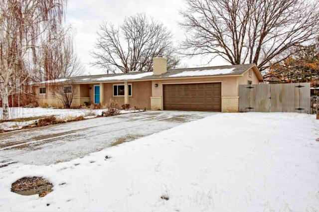 630 Glacier Drive, Grand Junction, CO 81507 (MLS #20190157) :: The Christi Reece Group