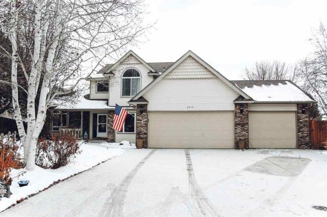 2819 Conifer Court, Grand Junction, CO 81506 (MLS #20190186) :: The Christi Reece Group