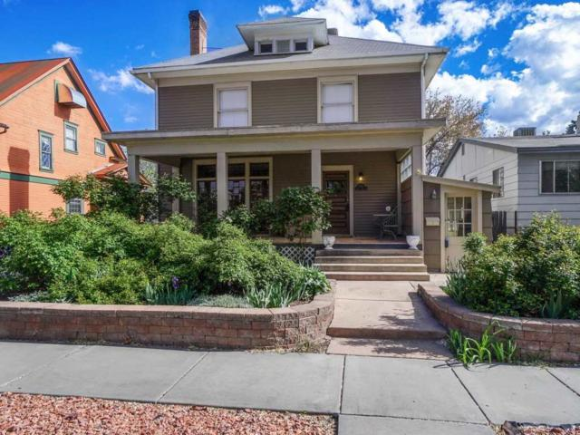 1115 Main Street, Grand Junction, CO 81501 (MLS #20190386) :: The Grand Junction Group with Keller Williams Colorado West LLC