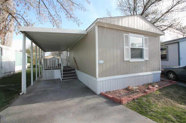 435 32 Road #408, Clifton, CO 81520 (MLS #20190696) :: The Grand Junction Group with Keller Williams Colorado West LLC