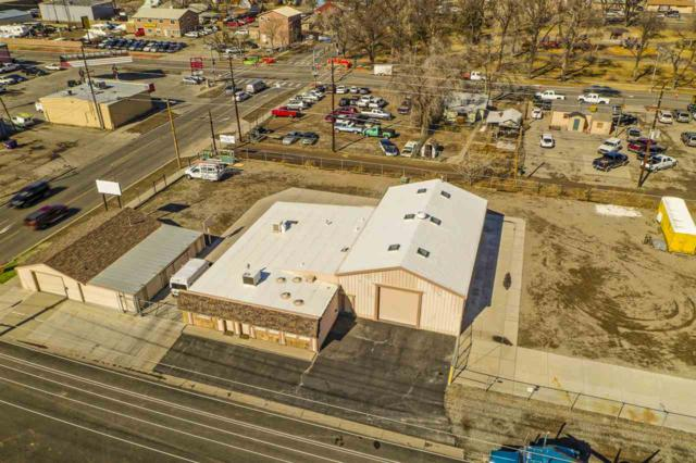 914 South Avenue, Grand Junction, CO 81501 (MLS #20190789) :: The Christi Reece Group