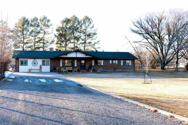 607 31 Road, Grand Junction, CO 81504 (MLS #20190879) :: CapRock Real Estate, LLC