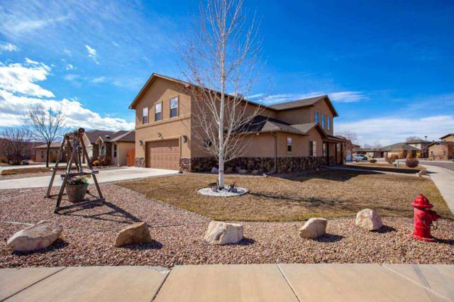 800 St Peppin Drive, Fruita, CO 81521 (MLS #20190966) :: The Grand Junction Group with Keller Williams Colorado West LLC