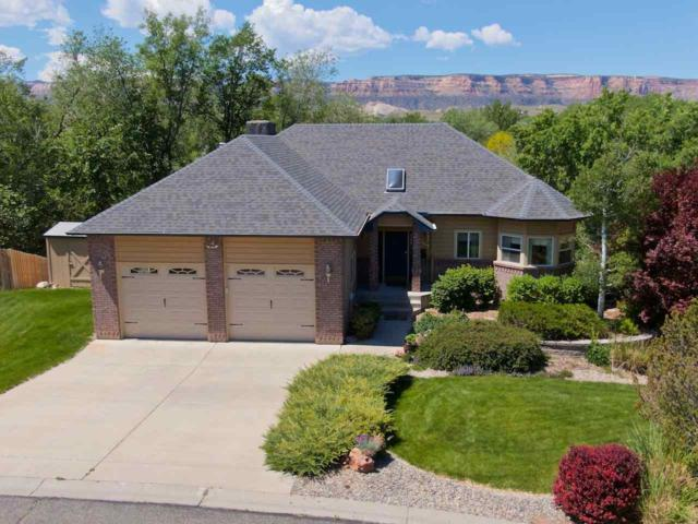 539 Ridgestone Court, Grand Junction, CO 81507 (MLS #20191083) :: The Grand Junction Group with Keller Williams Colorado West LLC