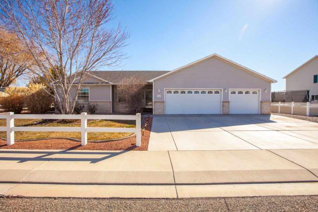746 Granite Drive, Fruita, CO 81521 (MLS #20191285) :: The Christi Reece Group