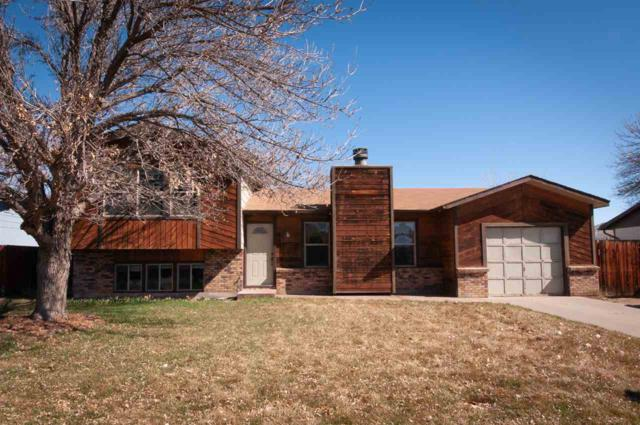 642 Starlight Drive, Grand Junction, CO 81504 (MLS #20191311) :: The Christi Reece Group