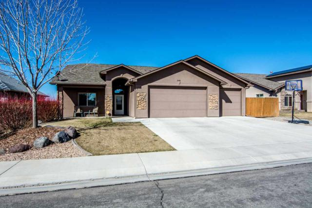 1031 Wingate Drive, Fruita, CO 81521 (MLS #20191348) :: The Grand Junction Group