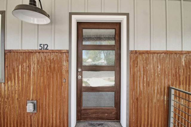 512 E Harrison Avenue, Fruita, CO 81521 (MLS #20191523) :: The Christi Reece Group