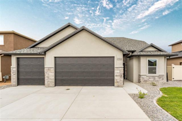2483 Apex Avenue, Grand Junction, CO 81505 (MLS #20191697) :: The Grand Junction Group with Keller Williams Colorado West LLC
