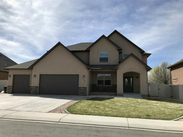 1460 Catalina Avenue, Fruita, CO 81521 (MLS #20191716) :: The Grand Junction Group with Keller Williams Colorado West LLC