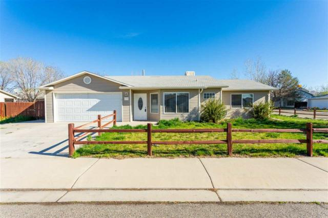 3136 Meadow Lane, Grand Junction, CO 81504 (MLS #20191830) :: The Grand Junction Group with Keller Williams Colorado West LLC