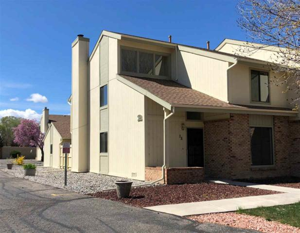 2675 Springside Court 2A, Grand Junction, CO 81506 (MLS #20191856) :: The Grand Junction Group with Keller Williams Colorado West LLC