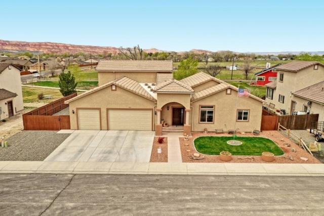 925 Hickory Street, Fruita, CO 81521 (MLS #20191860) :: The Grand Junction Group with Keller Williams Colorado West LLC