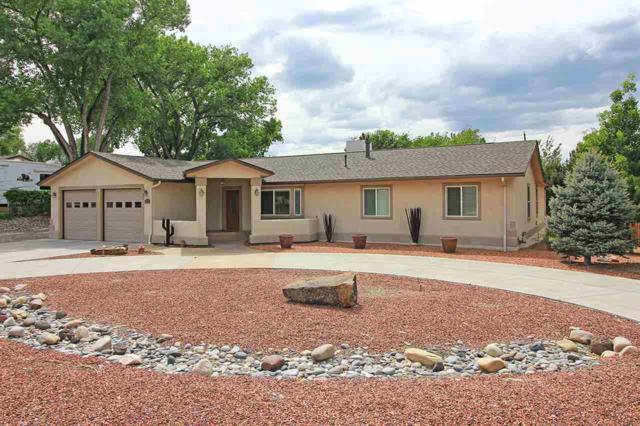 699 Glen Caro Drive, Grand Junction, CO 81506 (MLS #20191914) :: The Grand Junction Group with Keller Williams Colorado West LLC