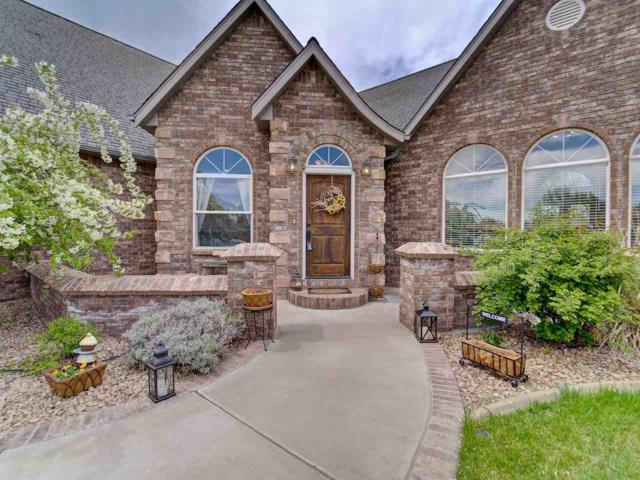 2542 Falls View Circle, Grand Junction, CO 81505 (MLS #20192026) :: The Grand Junction Group with Keller Williams Colorado West LLC