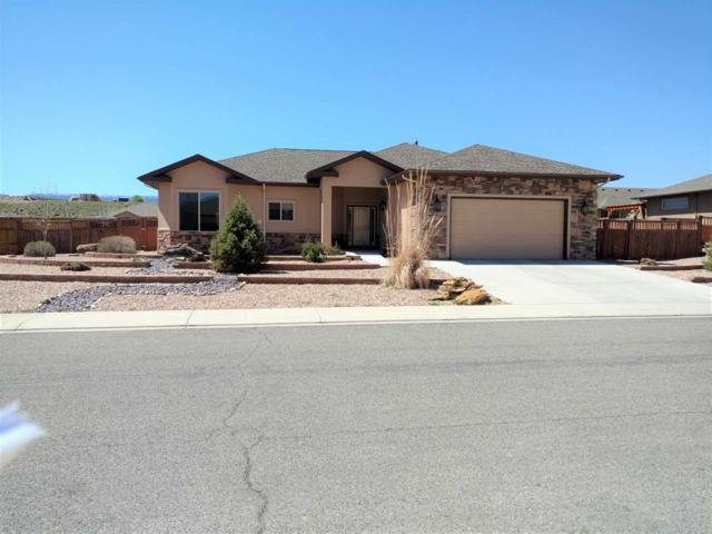 2663 Eagle Ridge Drive, Grand Junction, CO 81503 (MLS #20192038) :: The Grand Junction Group with Keller Williams Colorado West LLC