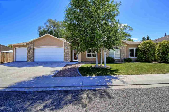 180 Country Ridge Road, Grand Junction, CO 81503 (MLS #20192328) :: The Grand Junction Group with Keller Williams Colorado West LLC
