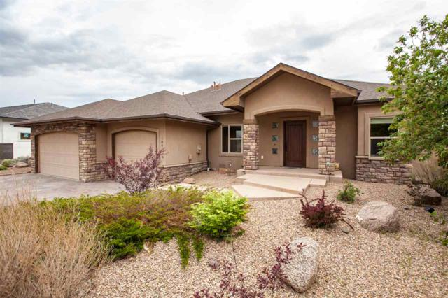180 Skyline Ridge Court, Grand Junction, CO 81503 (MLS #20192353) :: The Grand Junction Group with Keller Williams Colorado West LLC