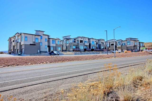 388 W Ridges Boulevard D, Grand Junction, CO 81507 (MLS #20192480) :: The Christi Reece Group
