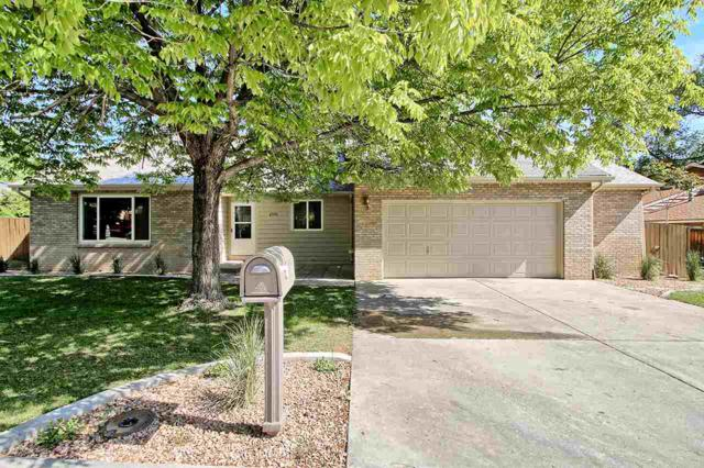 2506 Mt Sopris Drive, Grand Junction, CO 81507 (MLS #20192611) :: The Grand Junction Group with Keller Williams Colorado West LLC