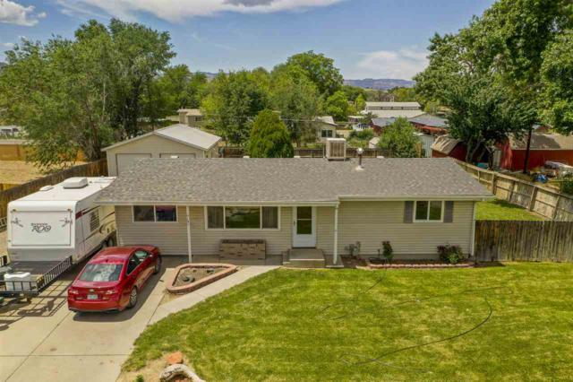 191 Thompson Road, Grand Junction, CO 81503 (MLS #20192674) :: The Christi Reece Group