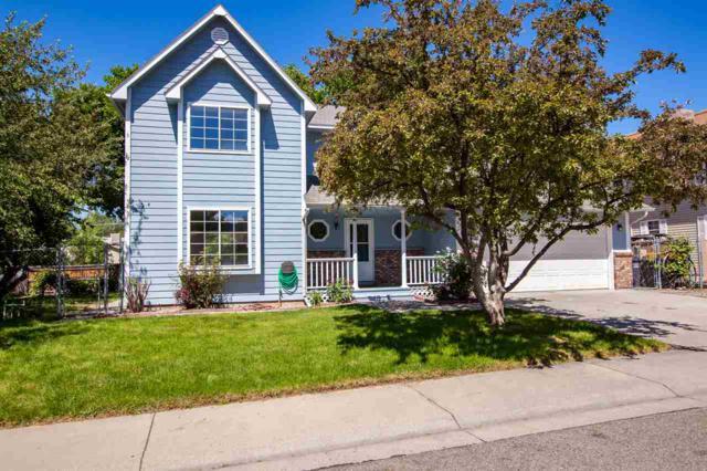 202 Sunset Circle, Palisade, CO 81526 (MLS #20192889) :: CapRock Real Estate, LLC