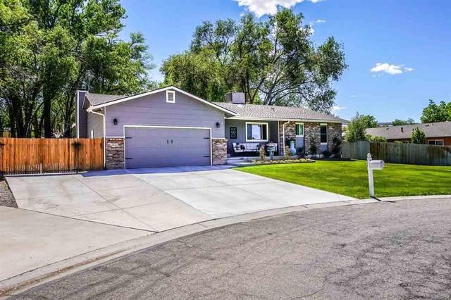 2287 Shane Court, Grand Junction, CO 81507 (MLS #20192960) :: The Christi Reece Group