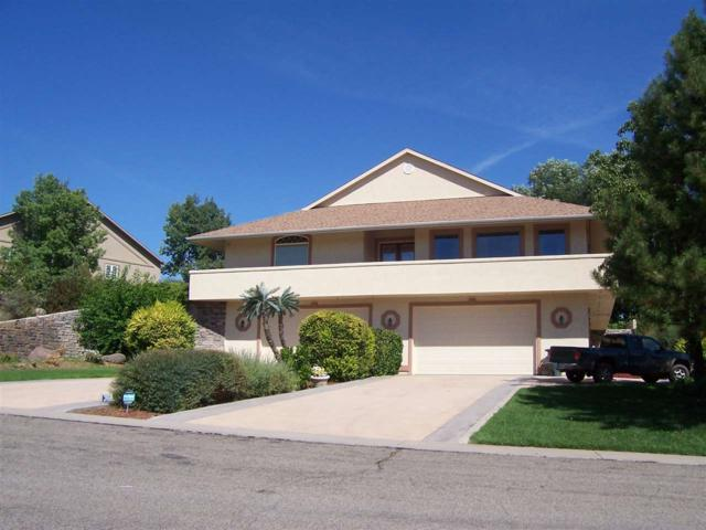 3760 Horizon Glen Court, Grand Junction, CO 81506 (MLS #20192962) :: CapRock Real Estate, LLC