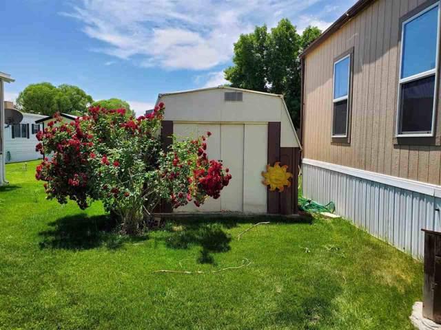 3251 E Road #103, Clifton, CO 81520 (MLS #20193080) :: CapRock Real Estate, LLC