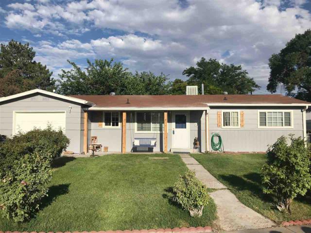 270 W Parkview Drive, Grand Junction, CO 81503 (MLS #20193139) :: CapRock Real Estate, LLC