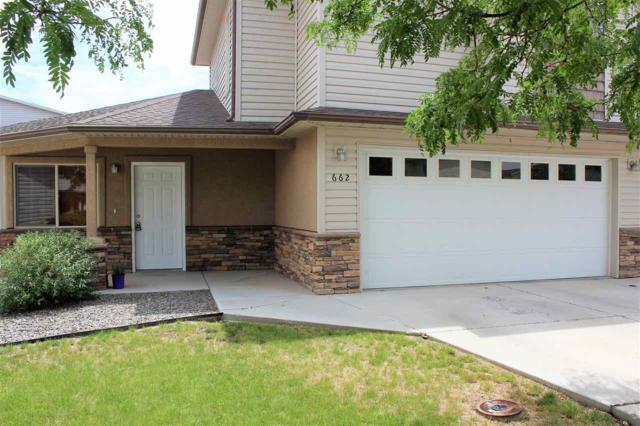 662 Theresea Court, Grand Junction, CO 81505 (MLS #20193171) :: The Grand Junction Group with Keller Williams Colorado West LLC