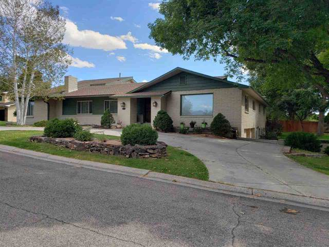 2669 Paradise Drive, Grand Junction, CO 81506 (MLS #20193190) :: The Christi Reece Group