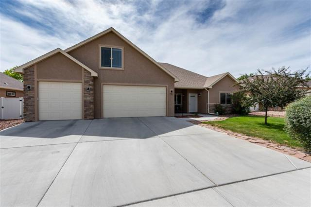 606 Silver Mountain Drive, Grand Junction, CO 81504 (MLS #20193215) :: The Grand Junction Group with Keller Williams Colorado West LLC