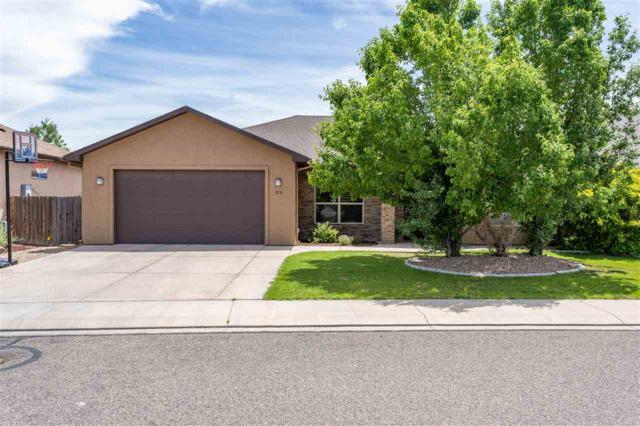 1214 Black Ridge Drive, Fruita, CO 81521 (MLS #20193217) :: The Grand Junction Group with Keller Williams Colorado West LLC