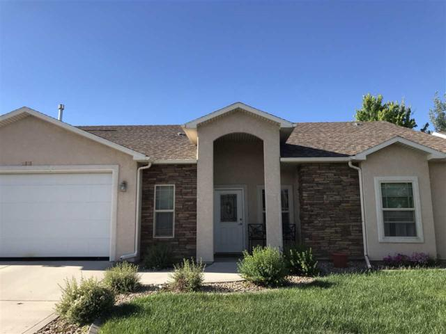 2515 Hayes Drive, Grand Junction, CO 81505 (MLS #20193358) :: The Grand Junction Group with Keller Williams Colorado West LLC